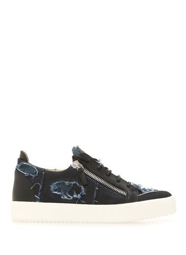 Giuseppe Zanotti Sneakers İndigo